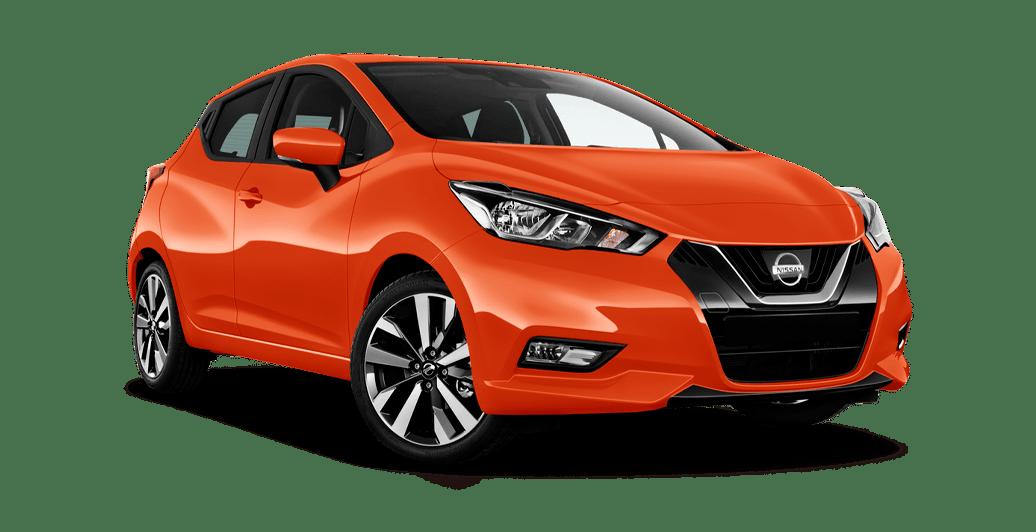 Vehículo Nissan Micra Compacto