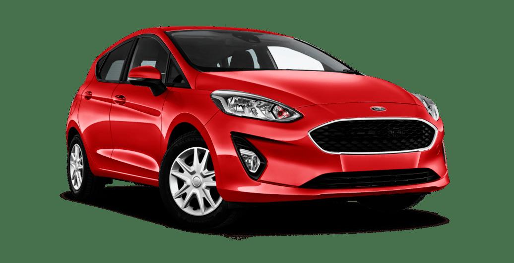 Vehículo Ford Fiesta Compacto