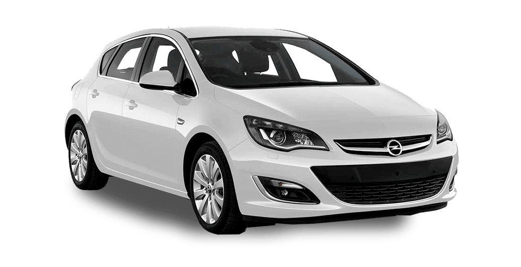 Vehículo Opel Astra Turismo