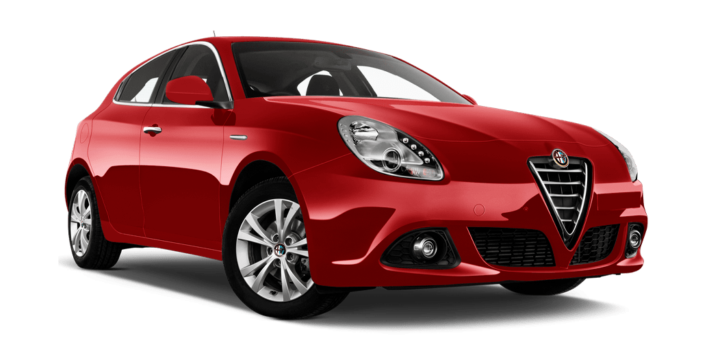 Vehículo Alfa Romeo Giulietta Turismo