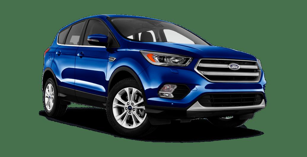 Vehículo Ford Kuga SUV