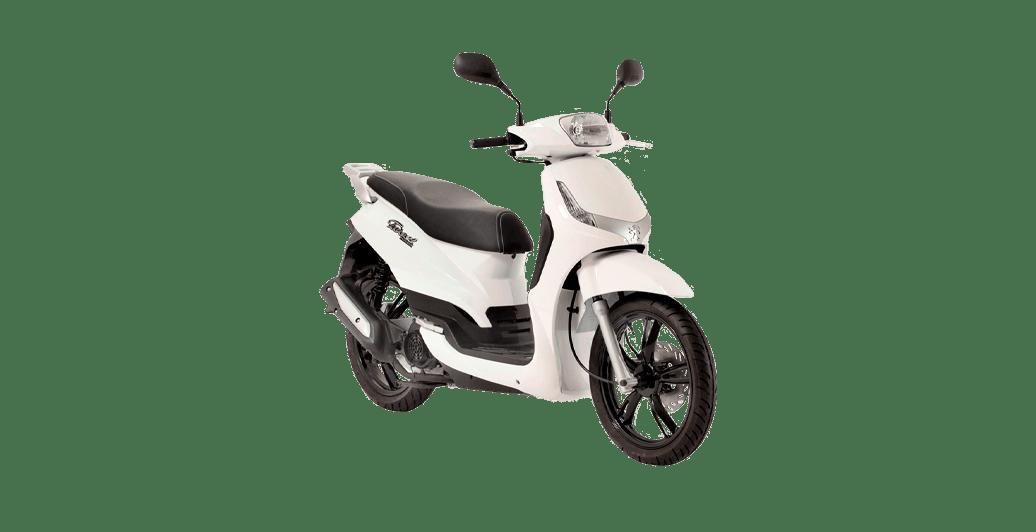 Vehículo Peugeot Tweet Scooter