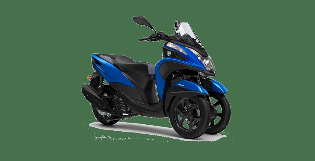 Vehículo Yamaha Tricity Scooter