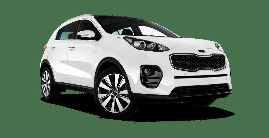 Vehículo Kia Sportage SUV