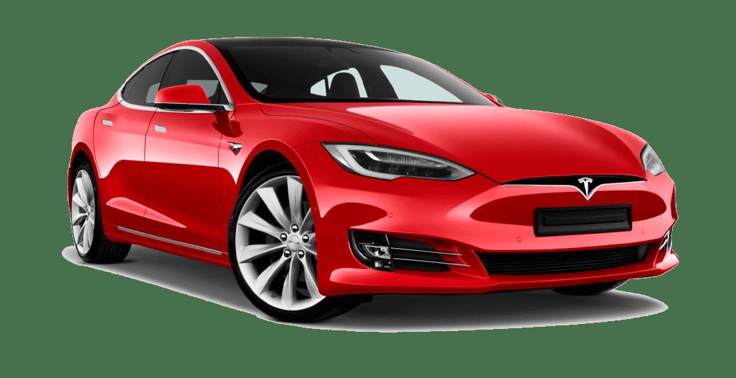 Vehículo Tesla Model S Eléctricos