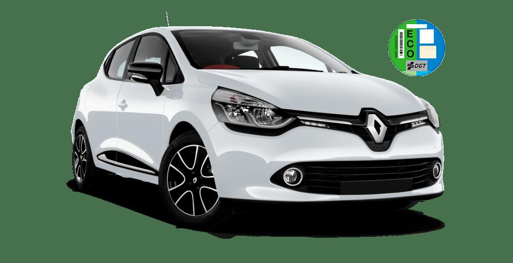 Vehículo Renault Clio GLP Híbrido