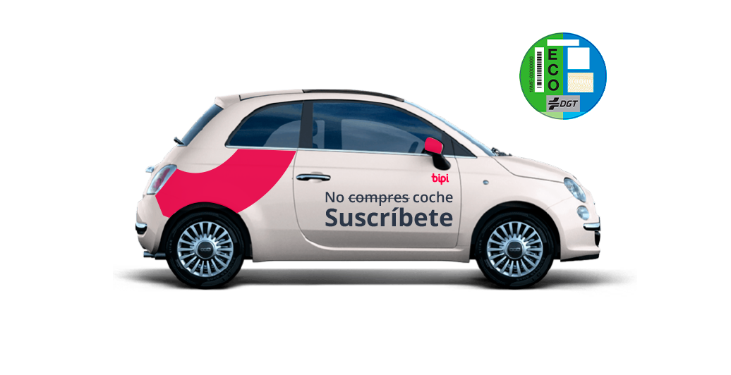 Vehículo Fiat 500 GLP BIPI Edition
