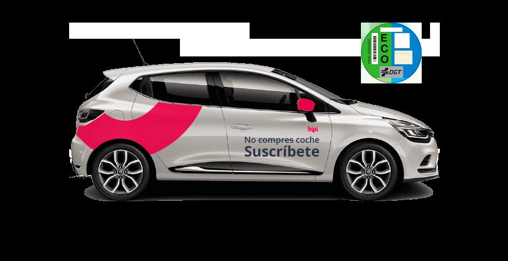 Vehículo Renault Clio GLP BIPI Edition
