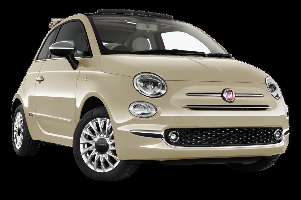 Vehículo Fiat 500 Cabrio Descapotable