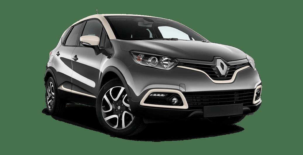 Vehículo Renault Captur Crossover