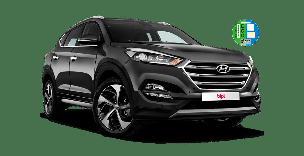 Vehículo Hyundai Tucson Híbrido