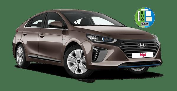 Vehículo Hyundai Ioniq Berlina