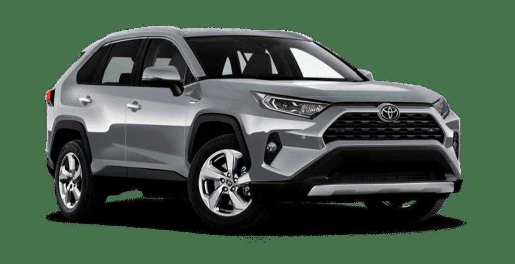 Vehículo Toyota Rav 4 SUV