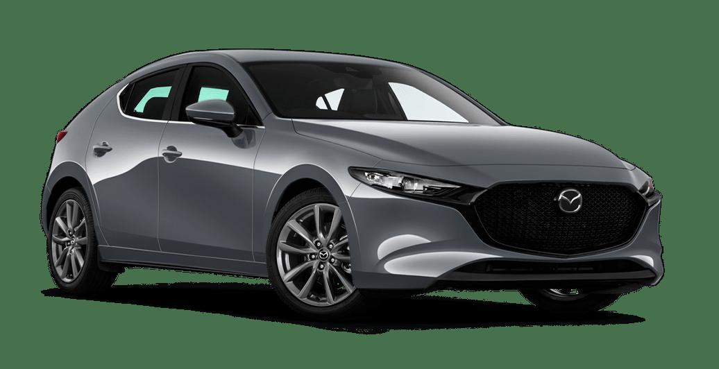 Vehículo Mazda 3 Medium standard