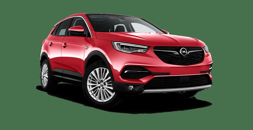 Vehículo Opel Grandland SUV