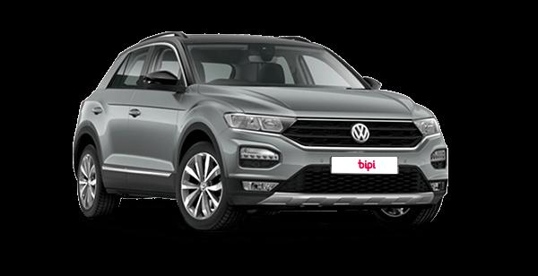 Vehículo Volkswagen T-Roc Crossover