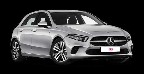 Vehículo Mercedes Clase A Turismo