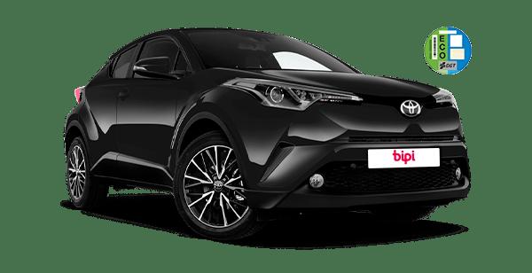 Vehículo Toyota C-HR Híbrido