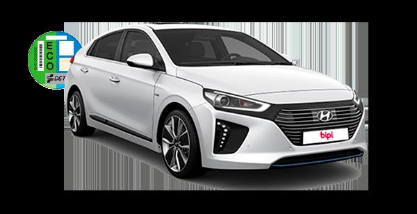 Vehículo Hyundai Ioniq