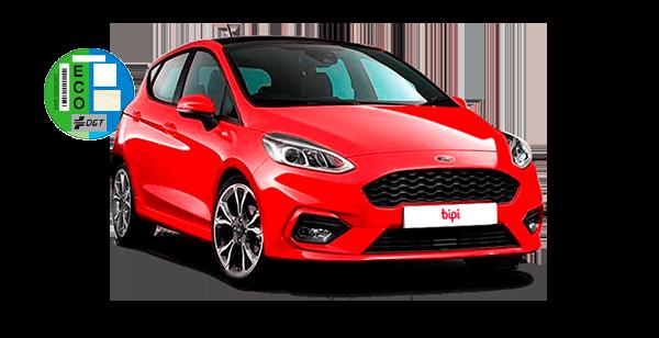 Vehículo Ford Fiesta GLP