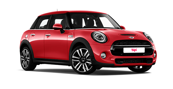 Vehículo Mini  Cooper