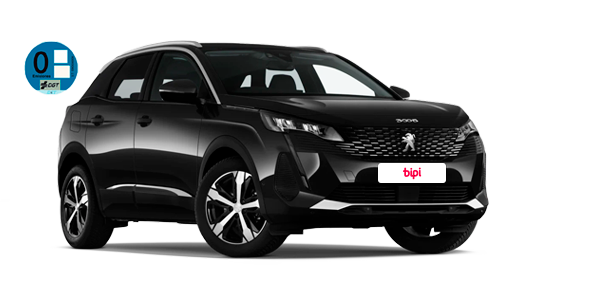 Vehículo Peugeot 3008 Hybrid